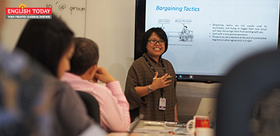 Jakarta English Courses - Teach Adults English