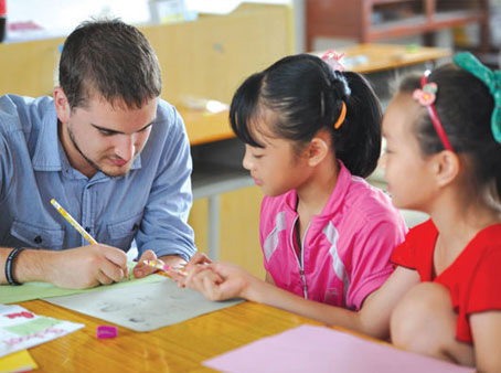 Jakarta English Courses - Teach Children English