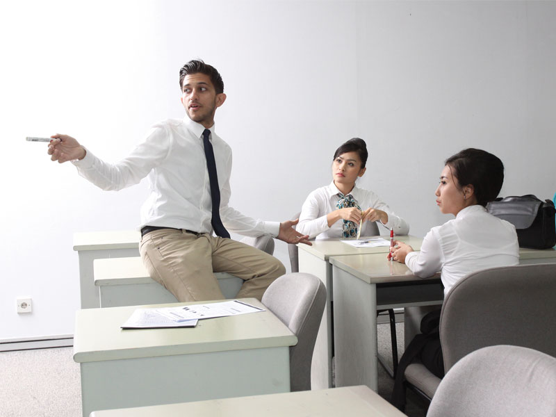 Business English Course in Jakarta