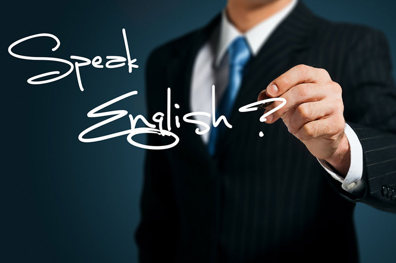 Learning Business English