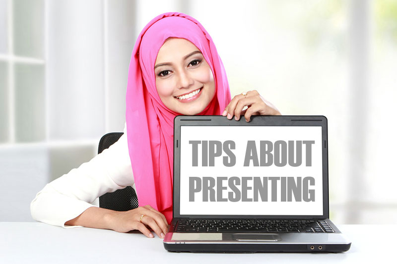 Tips About Presenting