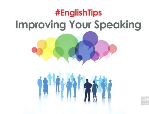 #English Tips : Improving Your Speaking (Part 1)