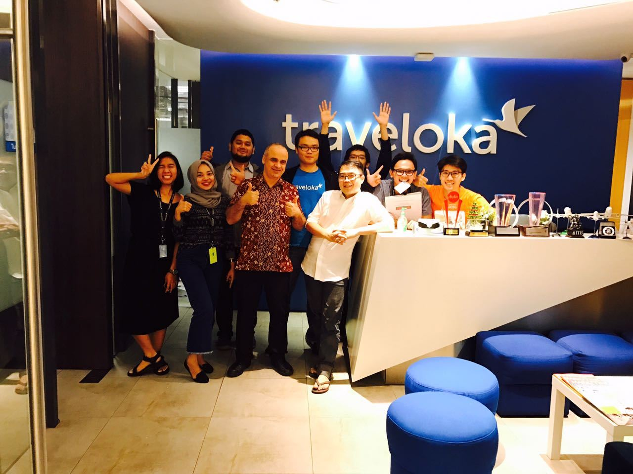 Travel Booking Company Traveloka Invests in Its Staff with Business English-Language Courses