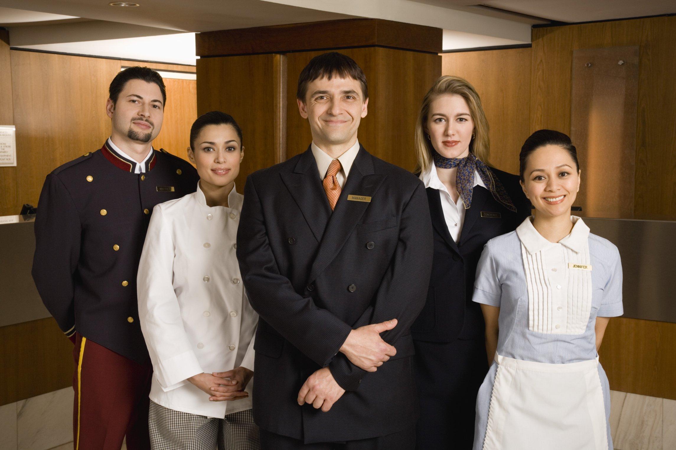 English Hospitality Training di Jakarta