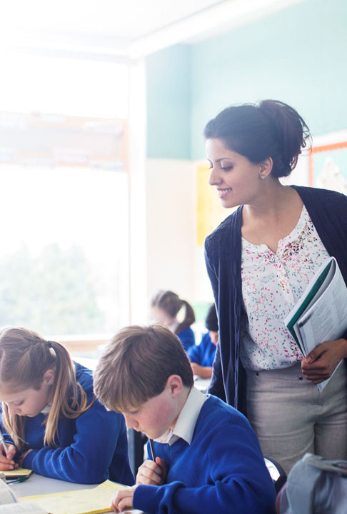how to teach at a private school