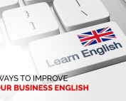 4 Ways To Improve Your Business English