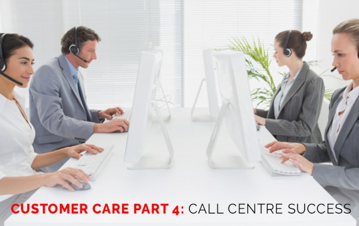 Customer Care part 4 Call Centre Success_Ok