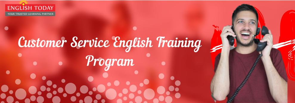 Program Pelatihan Bahasa Inggris Tenaga Layanan Konsumen