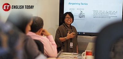 Business English Presentation Training